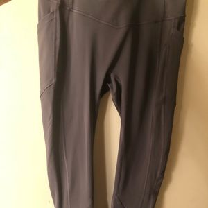 """LuluLemon """"All the right places"""" leggings"""